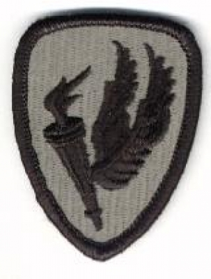 Patch ACU Aviation School