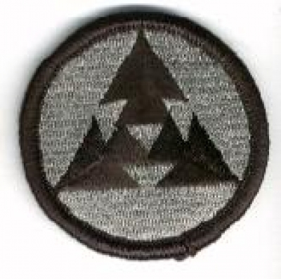 Patch ACU 3rd Logistic Command